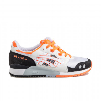 image: Gel Lyte III OG White Flash Coral