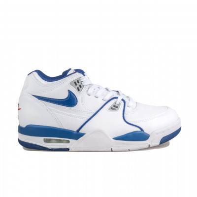 image: Air Flight 89 White Dark Royal
