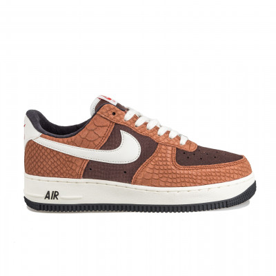 image: Air Force 1 PRM Red Bark Earth