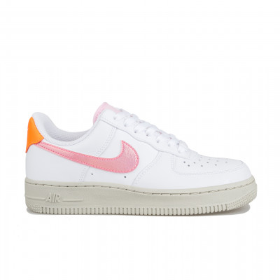 image: Air Force 1 07 White Digital Pink