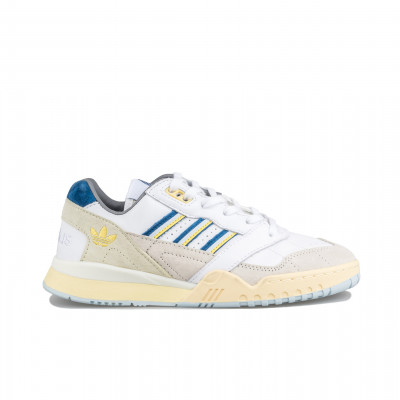 image: A.R. Trainer White Yellow