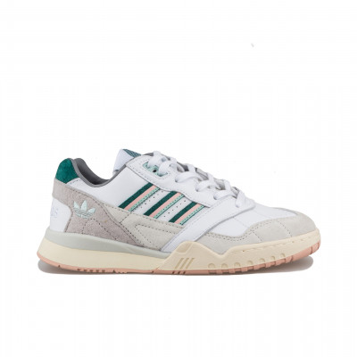 image: A.R. Trainer Footwear White Green