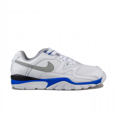 image: Cross Trainer III Low White Grey Royal