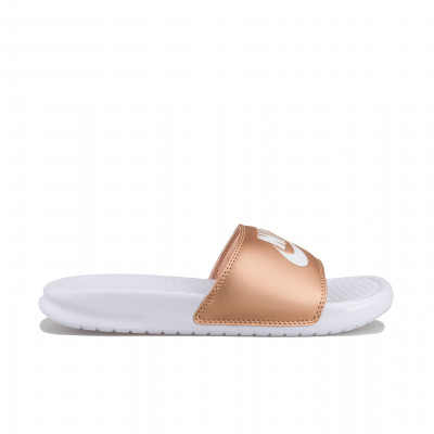 image: Benassi JDI White Metallic Red Bronze