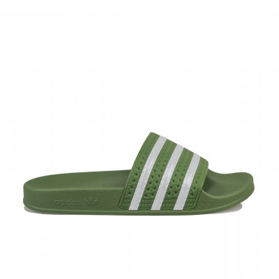 image: Adilette Foreign Green