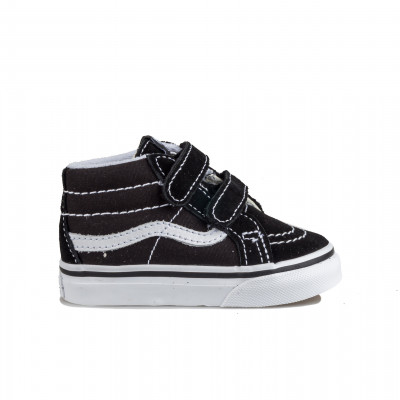 image: Sk8-Mid Toddler Reissue Black