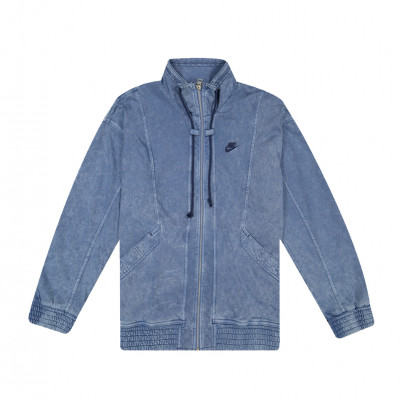 image: Re-Issue Jacket Knit Wash Stone Blue