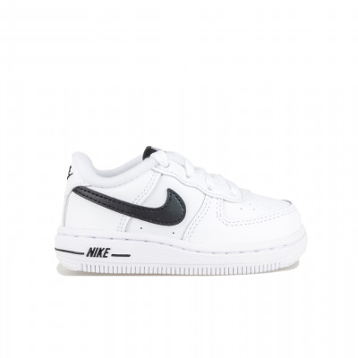 image: Force 1 Toddler White Black