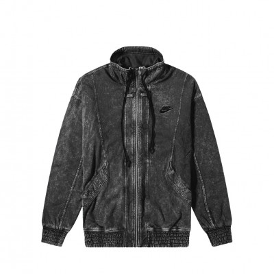 image:  Reissue Jacket Knit Wash Black