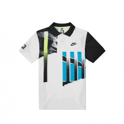 image: Court Advantage Polo White Black