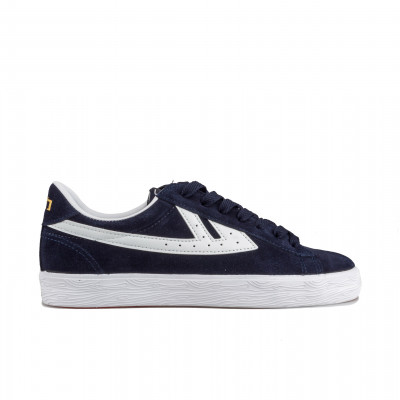 image: Dime Suede Navy White