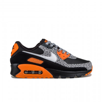 image: Air Max 90 Black Safety Orange