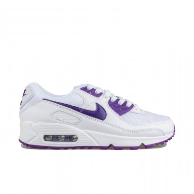 image: Air Max 90 White Voltage Purple