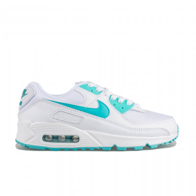 image: Air Max 90 White Hyper Jade