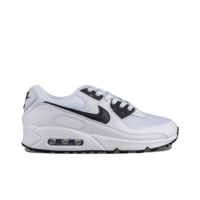 image: Air Max 90 White Black White