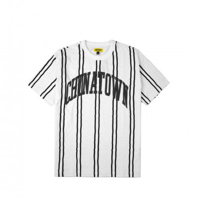 image: UV Striped T-shirt White