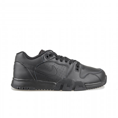 image: Cross Trainer Low Black