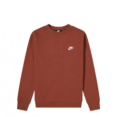 image: Sportswear Club Sweater Clay Stone