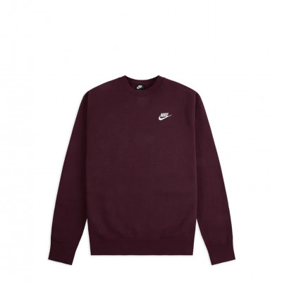 image: Sportswear Club Fleece Mahogany