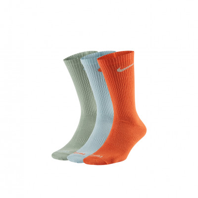 image: Everyday Socks Plus Multi Orange Blue