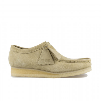 image: Wallabee Maple Suede