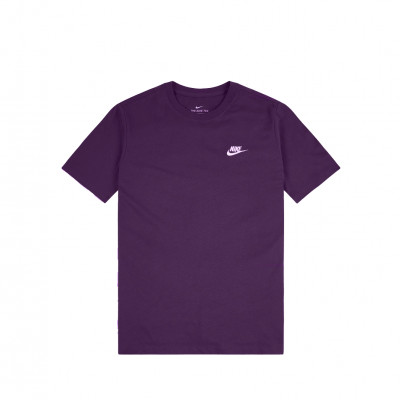 image: Sportswear Club T-Shirt Purple