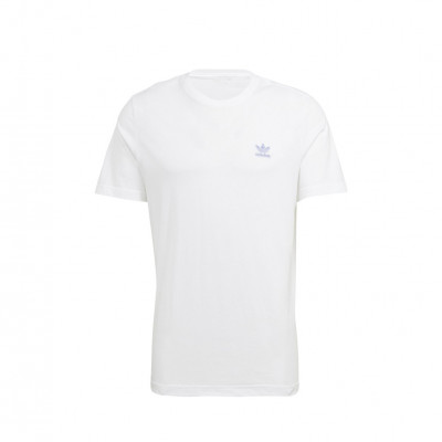image: Essential Tee White Purple