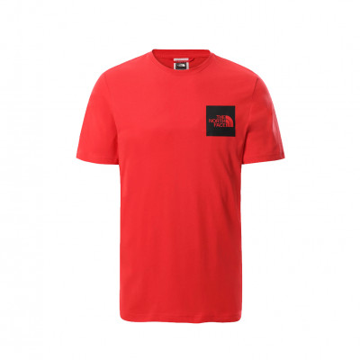 image: Fine Tee Horizon Red